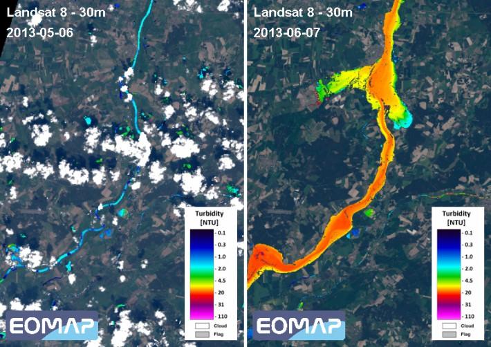 River Elbe Flood 2013