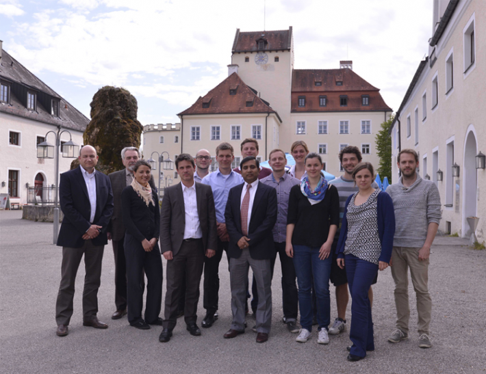 EOMAP moved to Castle Seefeld