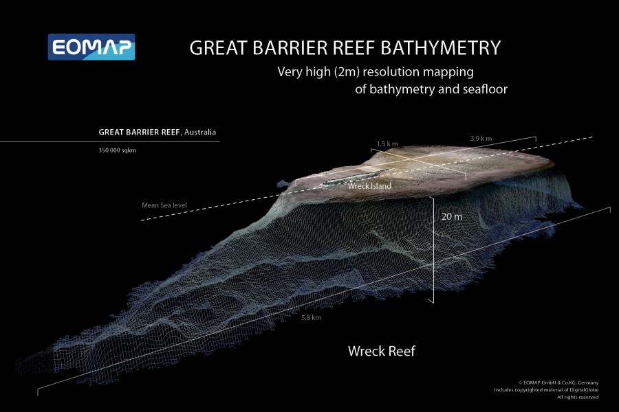 EOMAP great barrier reef