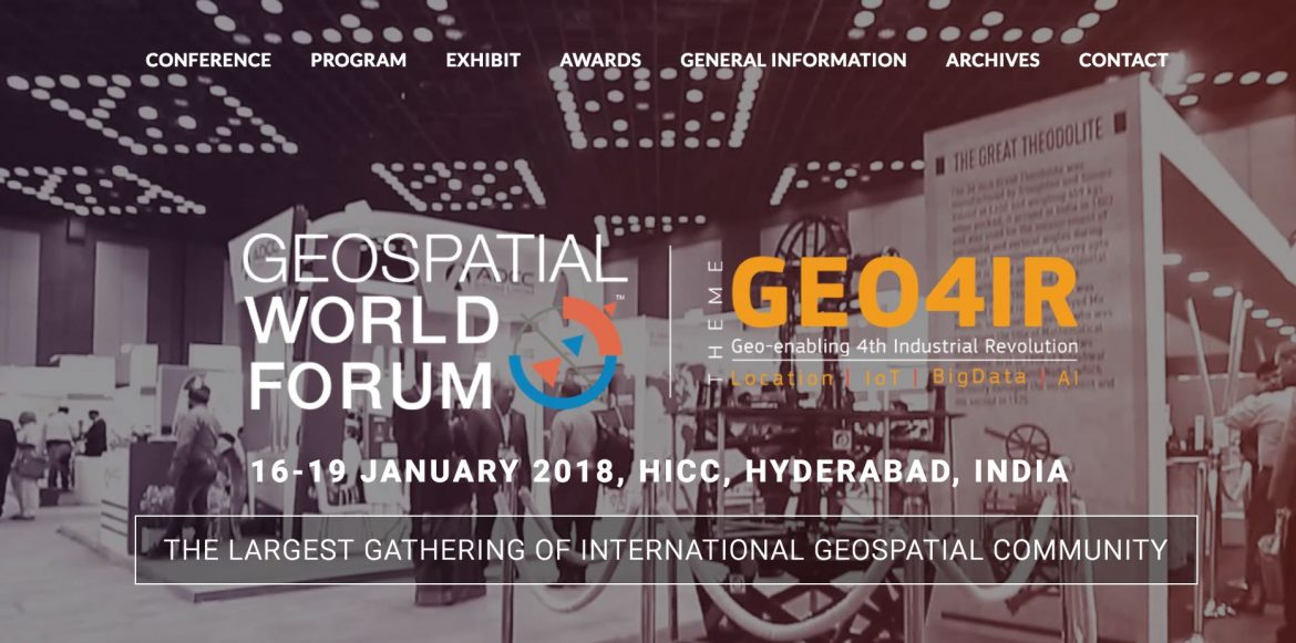 EOMAP successful at Geospatial World Awards 2017