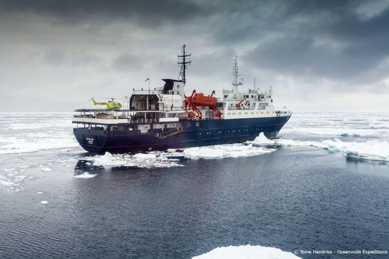 MarSat: How satellite data can optimize marine traffic