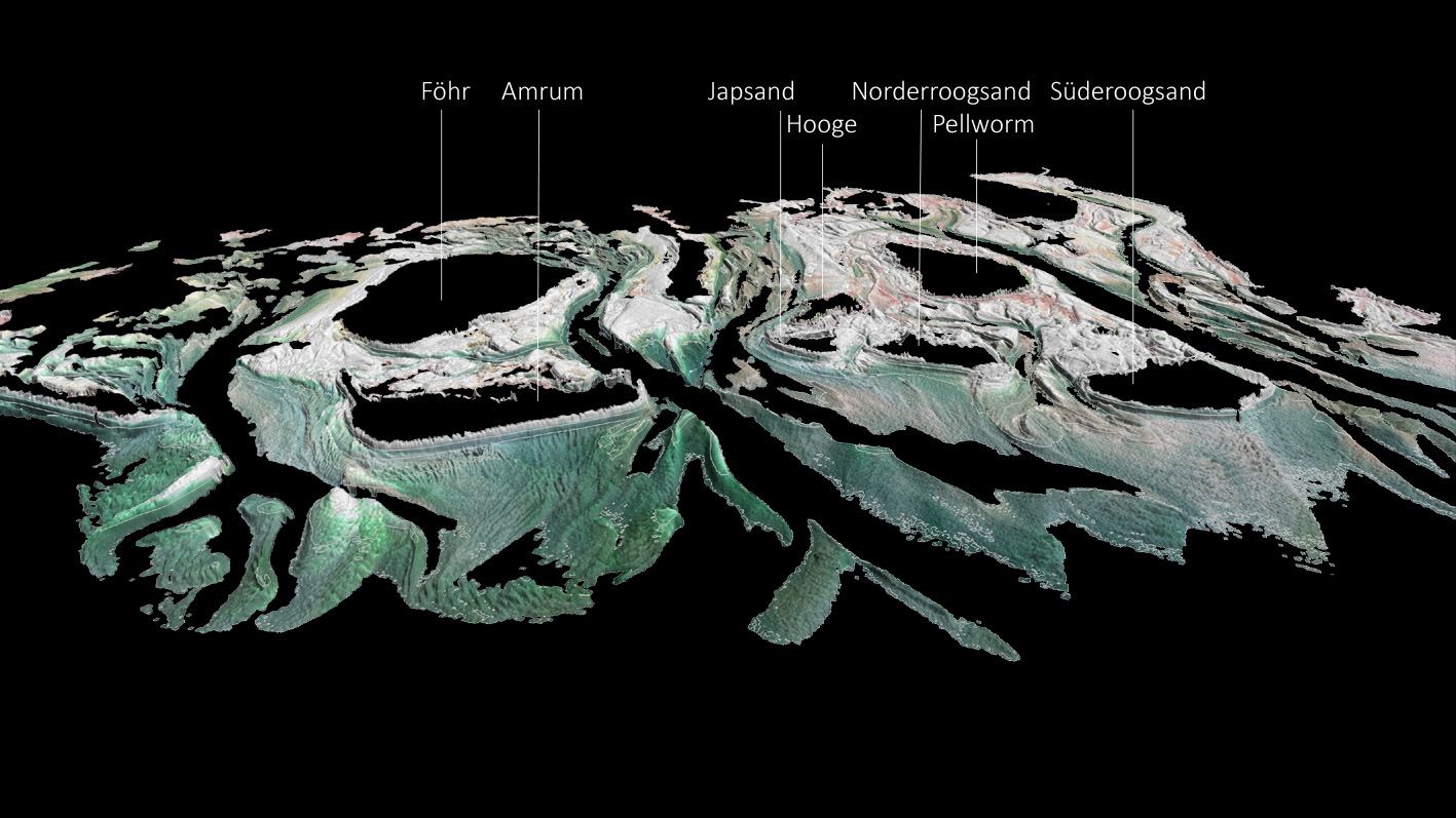 Satellite-derived bathymetry: An effective surveying tool