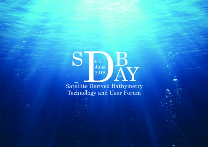 First International Satellite-Derived Bathymetry Conference Announced