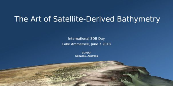 Excellent Uptake on Satellite-Derived Bathymetry: First International Conference resounding Success