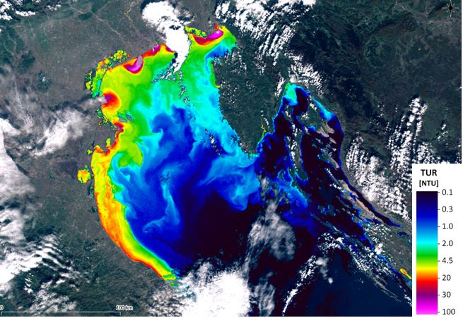 Using Satellite Data for Flood Monitoring