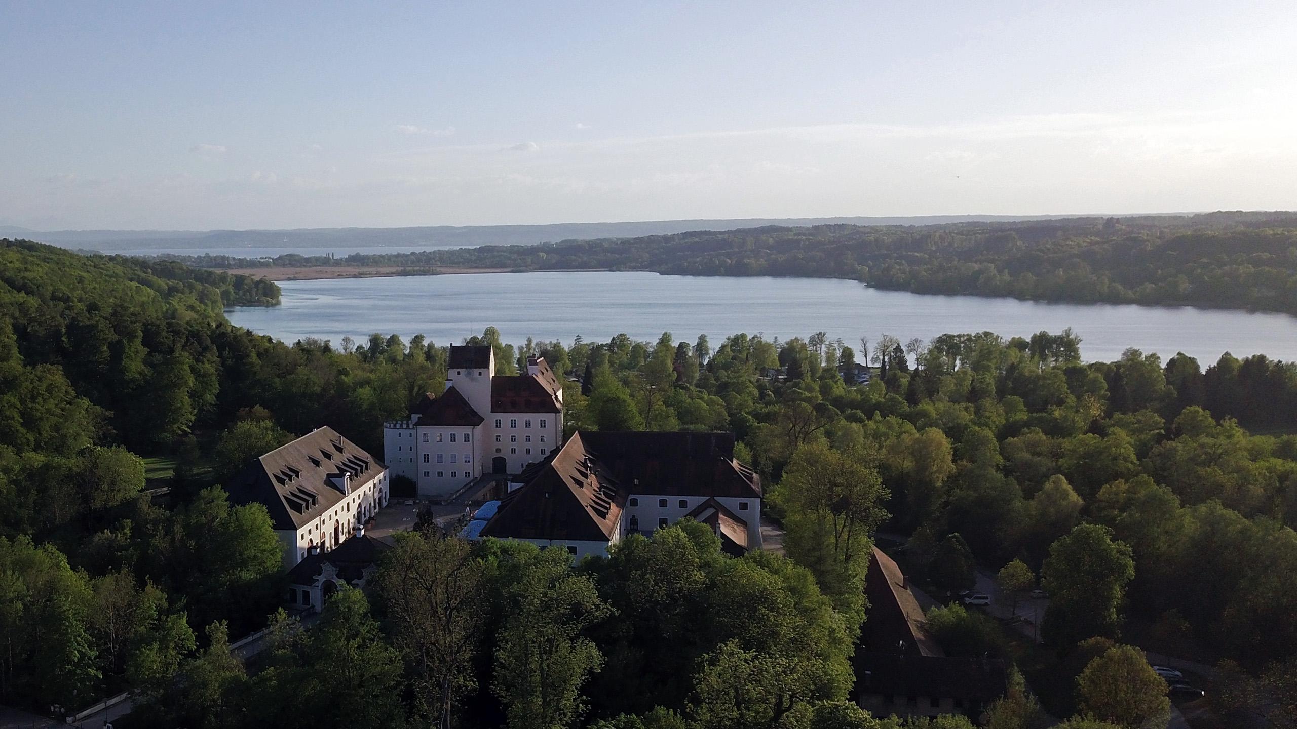 EOMAP Schloss Seefeld
