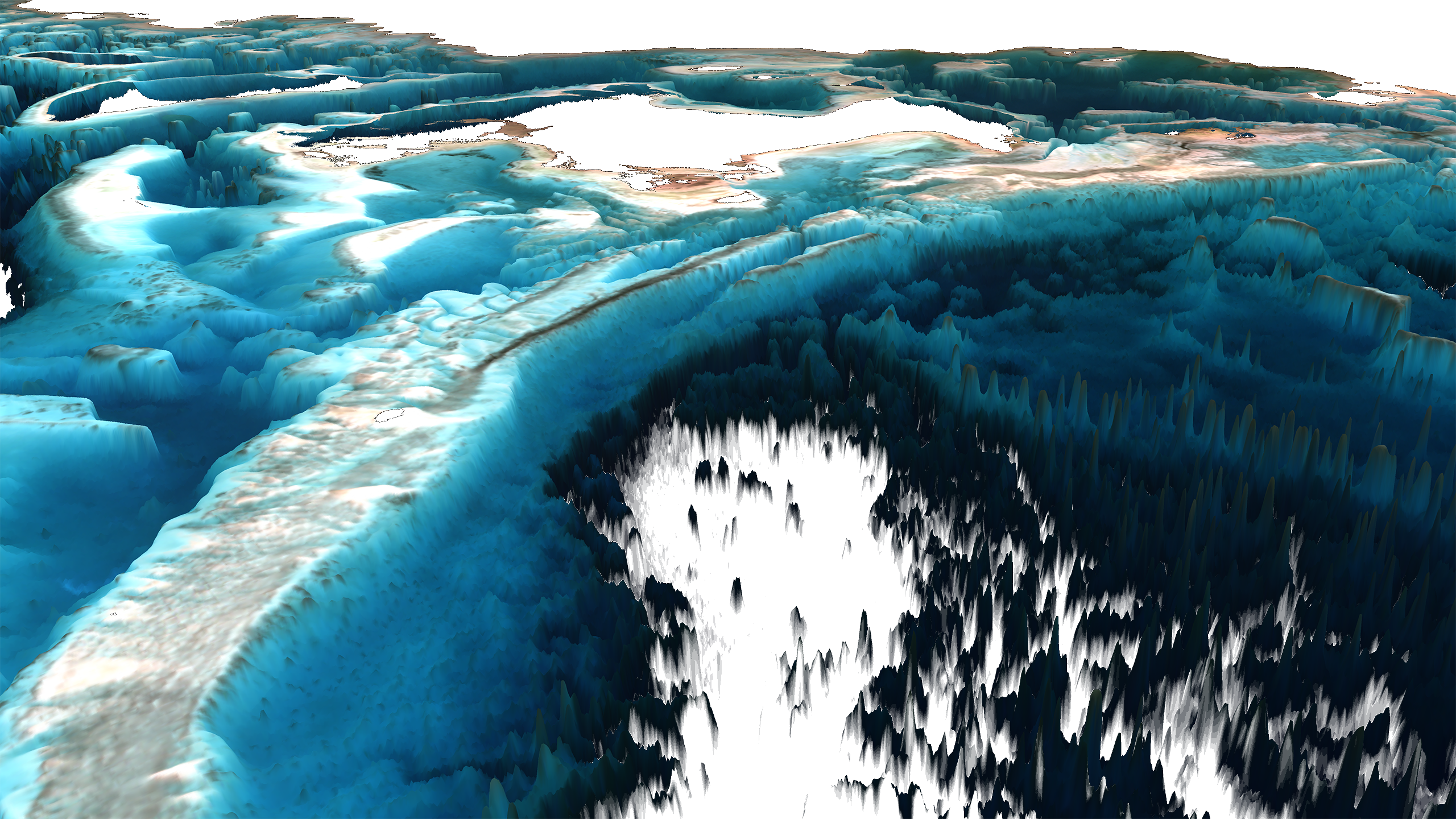 EOMAP Satellite Derived Bathymetry