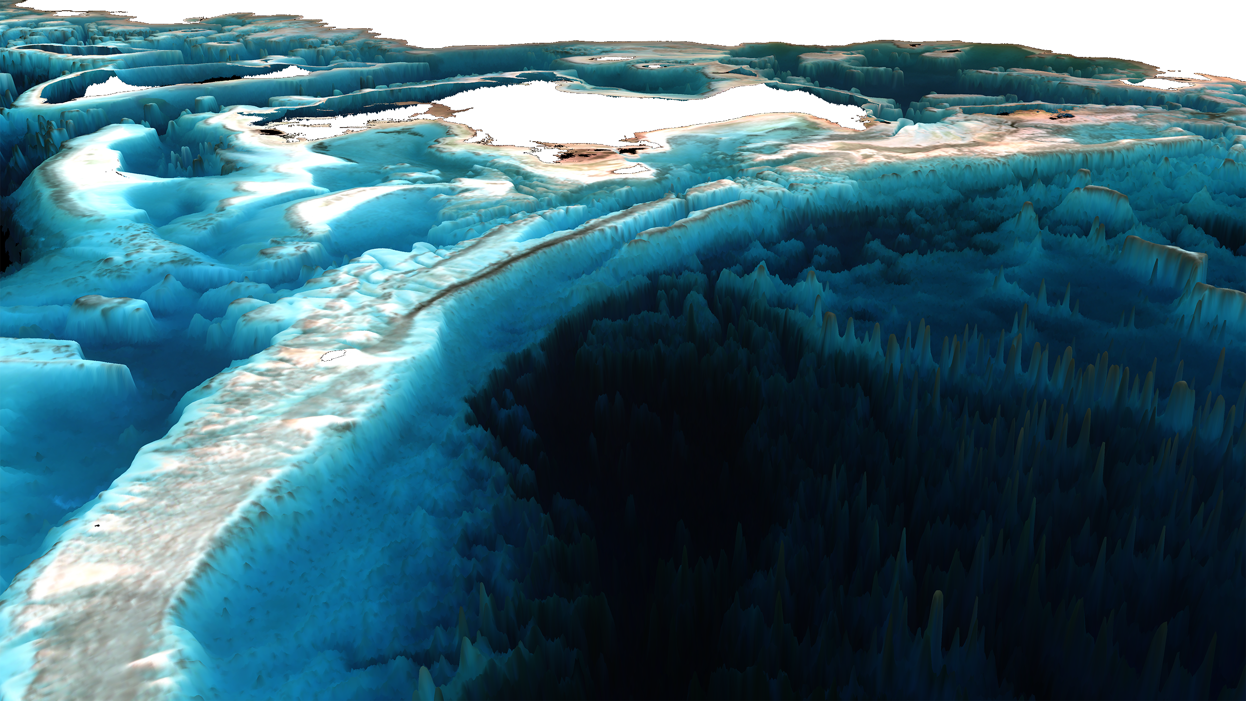 Benthic Cover and Habitat Mapping - Earth Observation