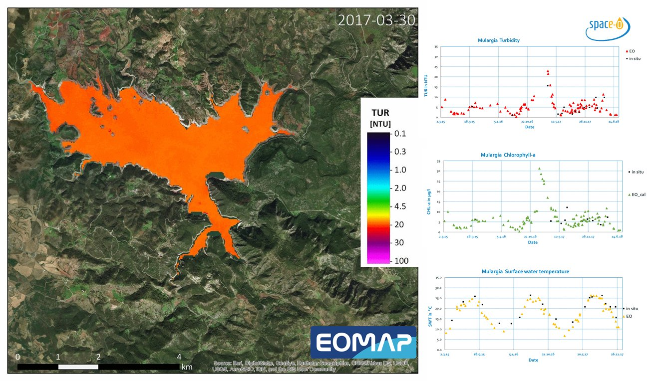 EOMAP Space-O