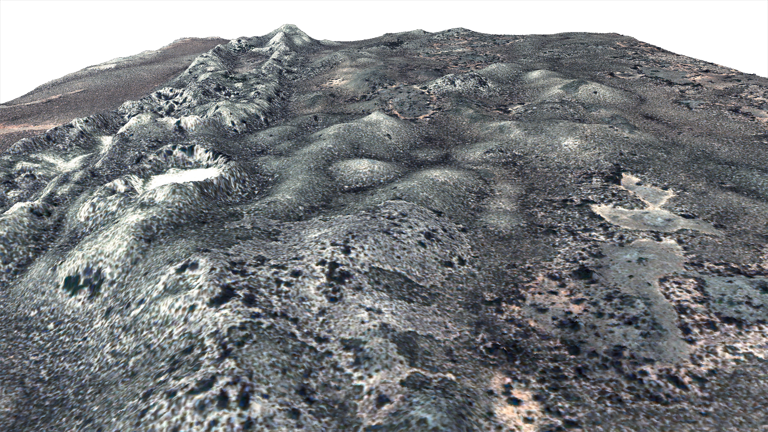 EOMAP Digital Elevation Model