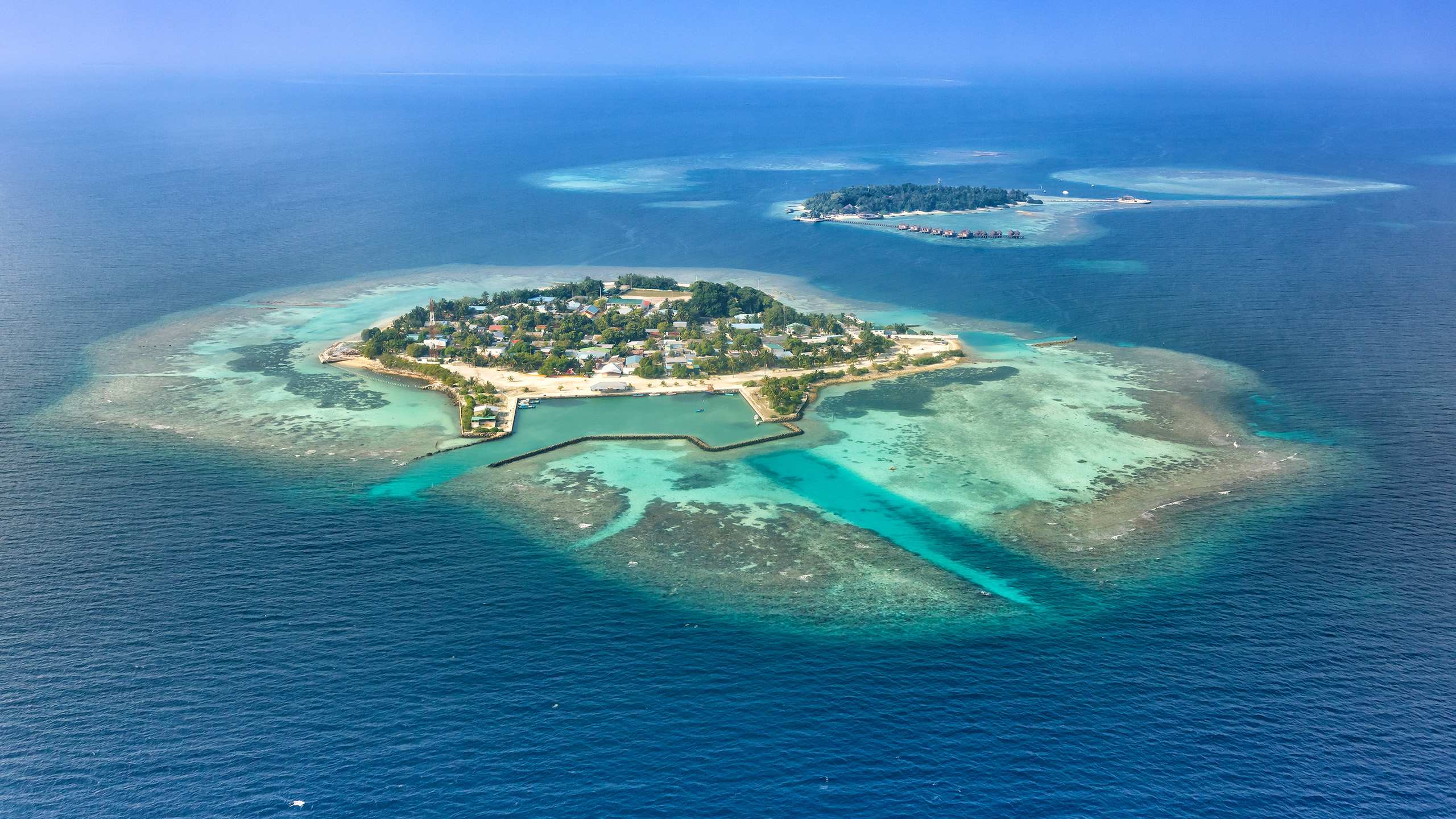 EOMAP Maledives